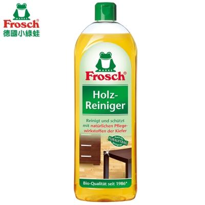 Frosch德國小綠蛙 天然木質專用清潔劑(家具&地板) 750ml/瓶