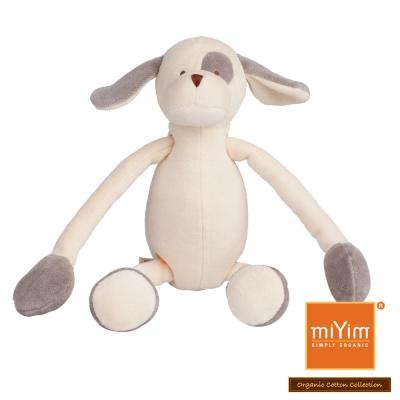 美國miYim有機棉安撫玩具 瑜珈系列-帕皮狗狗