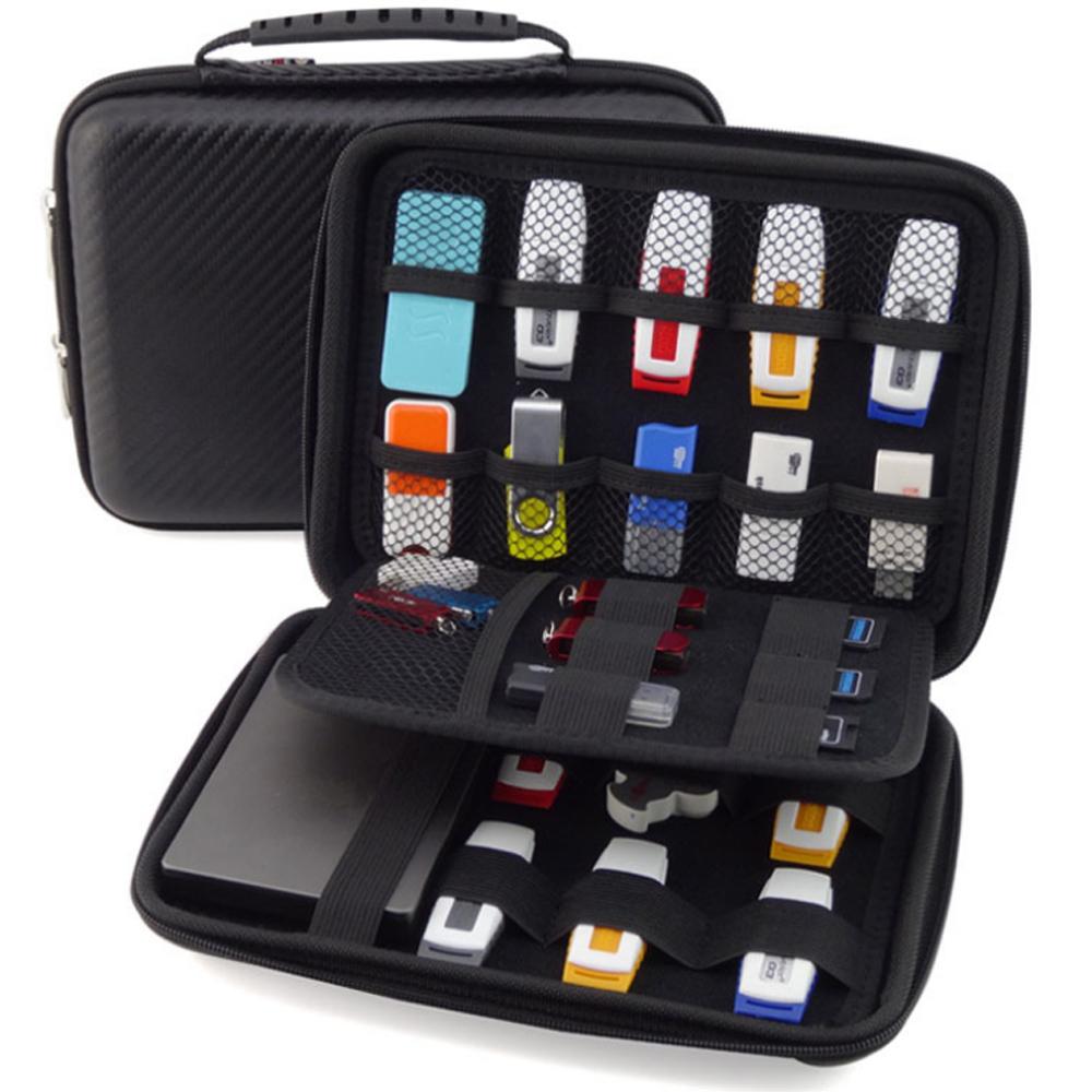 PUSH!3C包移動電源硬碟保護套手機耳機包收納包U46一入