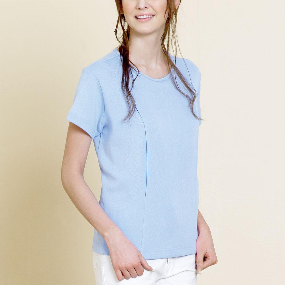 六甲村100%純棉哺乳T-Shirt(短袖)