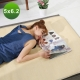 BuyJM 天然仿藤涼蓆竹蓆雙人5x6.2尺 (附鬆緊帶) product thumbnail 1