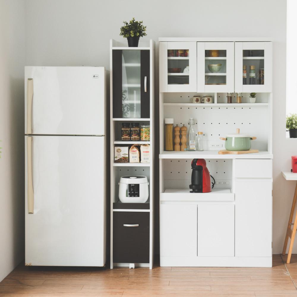 完美主義 廚房櫃/電器櫃(4色)-32.7x39.6x180