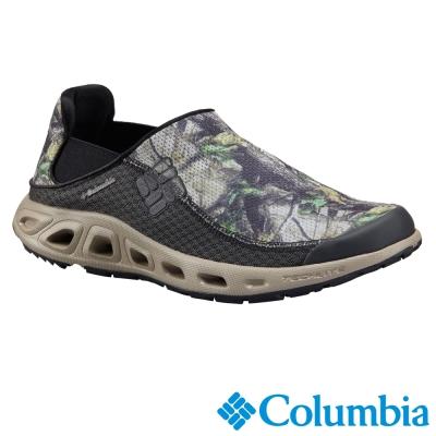 【Columbia哥倫比亞】男-水陸兩用鞋-灰迷彩 UBM44800YC