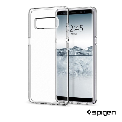 Spigen Galaxy Note 8 Liquid Crystal輕薄彈性保...