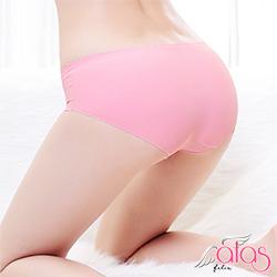 無痕內褲 美型清新無痕肌女性內褲 (粉色) alas