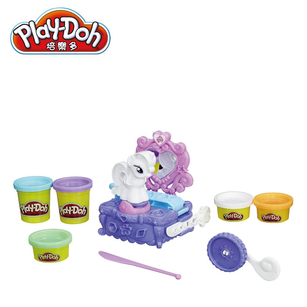 Play-Doh 培樂多-彩虹小馬珍奇旋轉遊戲組