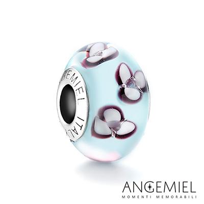 Angemiel安婕米 925純銀 琉璃串珠 迷戀威尼斯