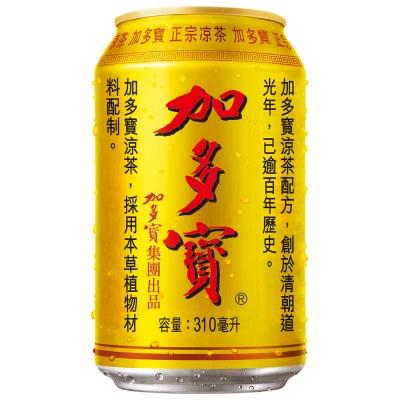 加多寶涼茶(310mlx6罐)