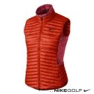 (女)Nike AEROLOFT鋪棉背心-紅
