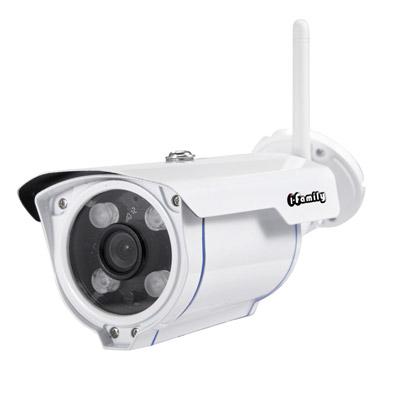 宇晨I-Family HD720P百萬畫素自錄式-戶外防水型網路攝影機