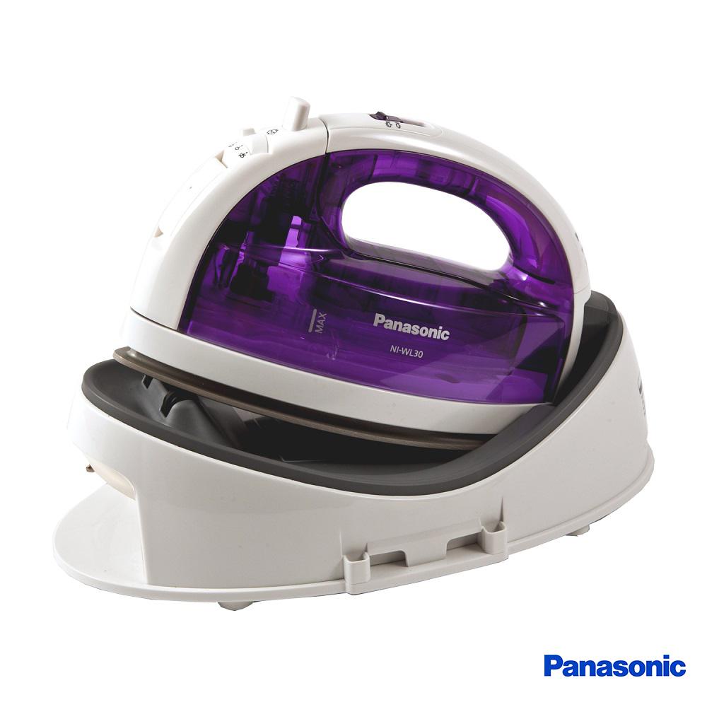 Panasonic 國際牌 無線蒸氣電熨斗 NI-WL30 [快速到貨]