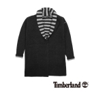 Timberland 女款中灰色麻灰Taylors Rvr長版毛外套
