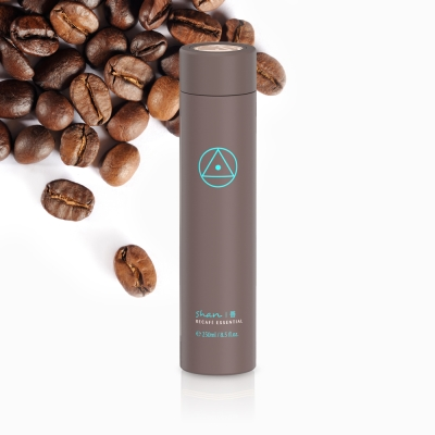 shan善  咖啡萃沐浴乳250ml