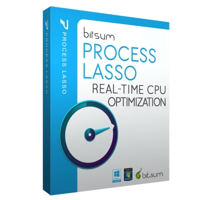Process Lasso Pro (家用版) - 5用戶 (永久維護) (下載版)