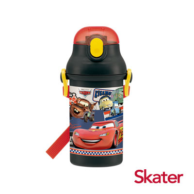 Skater吸管冷水壺(400ml)閃電麥昆