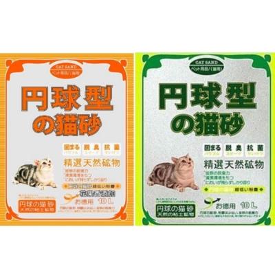日本丹球型貓砂 10L