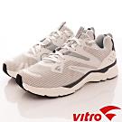 Vitro韓國專業運動品牌-NC-101時尚系列-頂級專業慢跑鞋-白(男)