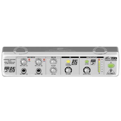 Behringer MIX800 多效果處理器