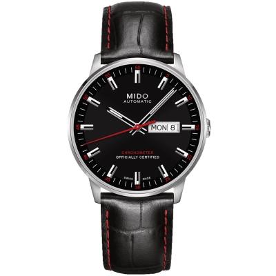 MIDO-美度Commander II指揮官機械錶 黑 40mm