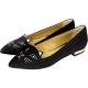 Charlotte Olympia Mid-Century 貓咪尖頭平底鞋(黑) product thumbnail 1