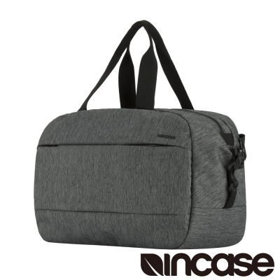 INCASE City Duffel 15吋 城市筆電旅行包 / 行李袋 (麻灰)