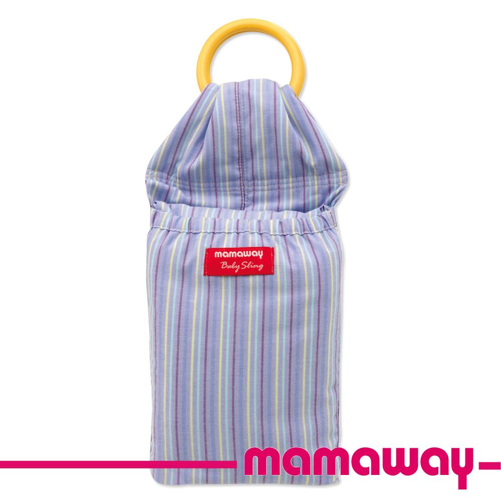 【Mamaway】紫羅蘭物語育兒揹巾