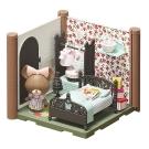 BANDAI 組裝模型 Haco Room 小熊學校 我的房間套組