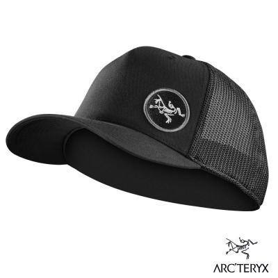 Arcteryx 始祖鳥 圓標 卡車帽 黑