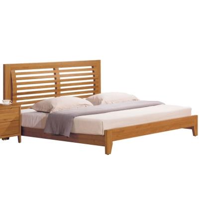 床台 雙人5尺 米蘭朵柚木色 品家居
