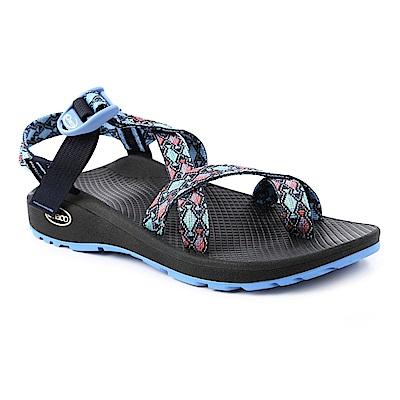 美國Chaco女越野舒壓運動涼鞋夾腳款CH-ZLW02HE35 (尋蹤日蝕)