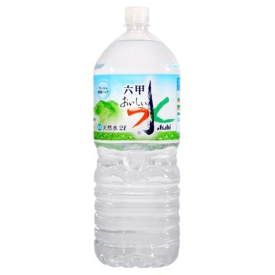 Asahi 礦泉水(2000mlx6瓶)