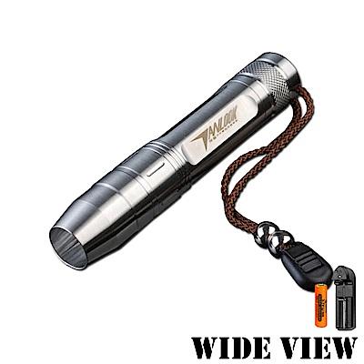 【WIDE VIEW】三光色不袗玉石專用手電筒組(NTL-3S-A)