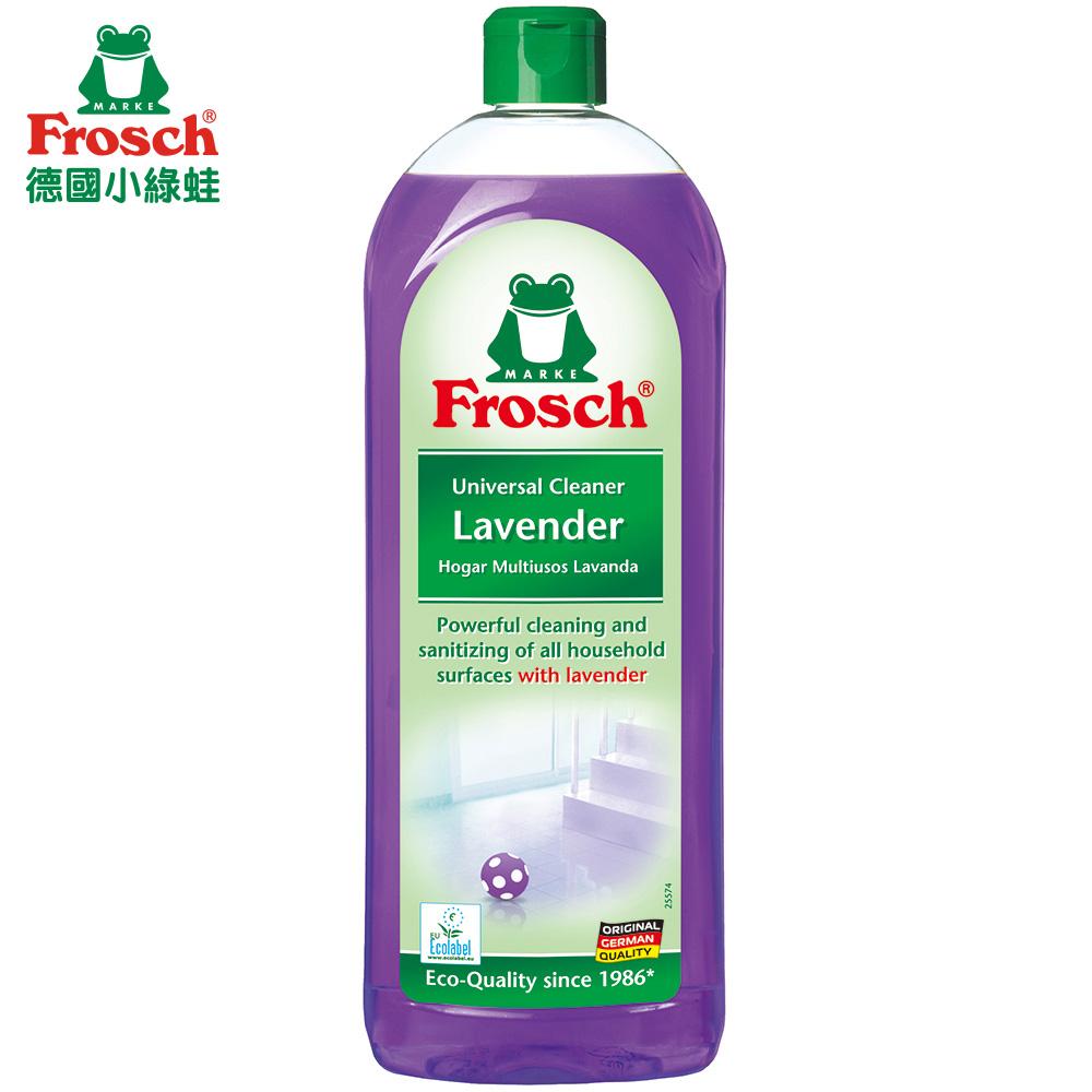 Frosch德國小綠蛙  天然薰衣草萬能清潔劑 750ml