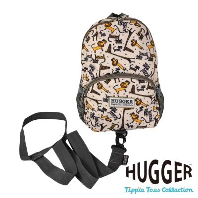 英國Hugger幼童防走失背包-馬達加斯加