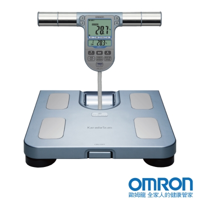 OMRON歐姆龍體重體脂計HBF-371藍色
