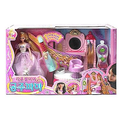 MIMI World - 長髮公主美髮遊戲組