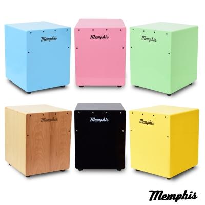 Memphis 雙效果吉他響線(鈴鐺效果)木箱鼓 送專用背袋