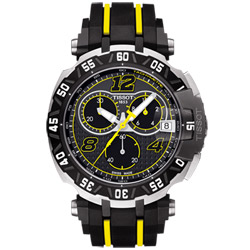 TISSOT 天梭 T-RACE THOMAS LUTHI 限量計時腕錶-45mm