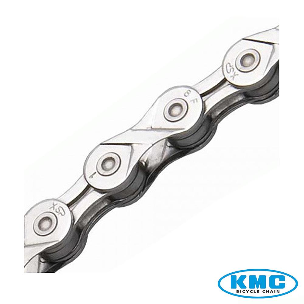 KMC桂盟 X9L半輕峰鏈條-銀