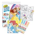 美國crayola 繪兒樂 神奇顯色系列著色套裝-迪士尼公主(3Y+)
