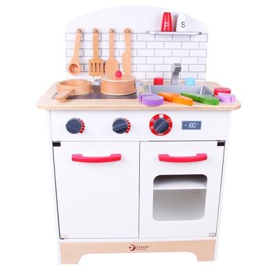 CLASSIC WORLD 德國經典木玩 木製經典廚房組