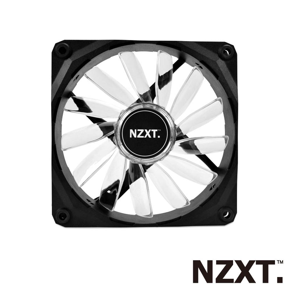 NZXT恩傑 FZ 120mm LED 機殼風扇 (藍光)