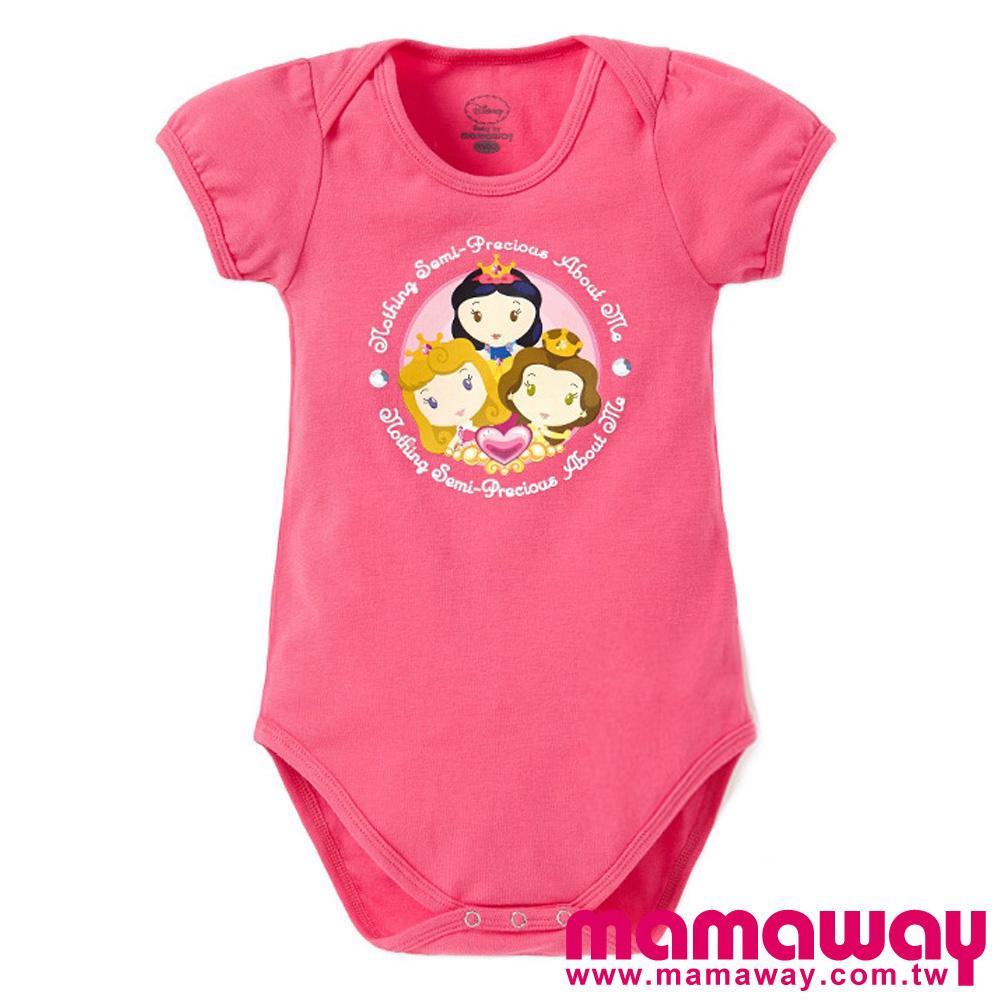 Mamaway 迪士尼圓形三公主包屁衣