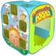 寶貝樂 遊樂園帳篷折疊遊戲球屋送100球 product thumbnail 1