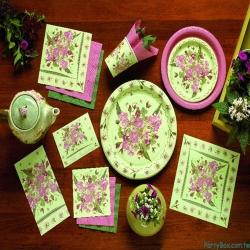 派對盒 PartyBox 生日派對懶人包 祕密花園主題 8人基本派對盒