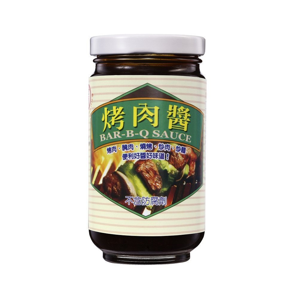 金蘭 烤肉醬-膏狀(240g)