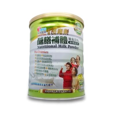 天明製藥 天明長青樂-醣膳補體營養奶粉(鉻穩配方)(900g/罐)