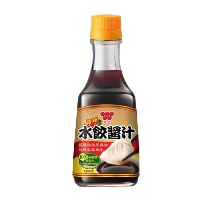 味全 水餃醬汁-香辣(230ml)