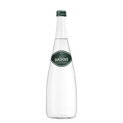 BADOIT 天然氣泡礦泉水玻璃瓶(750mlx12入)