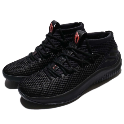 adidas 籃球鞋 Dame 4代 低筒 男鞋